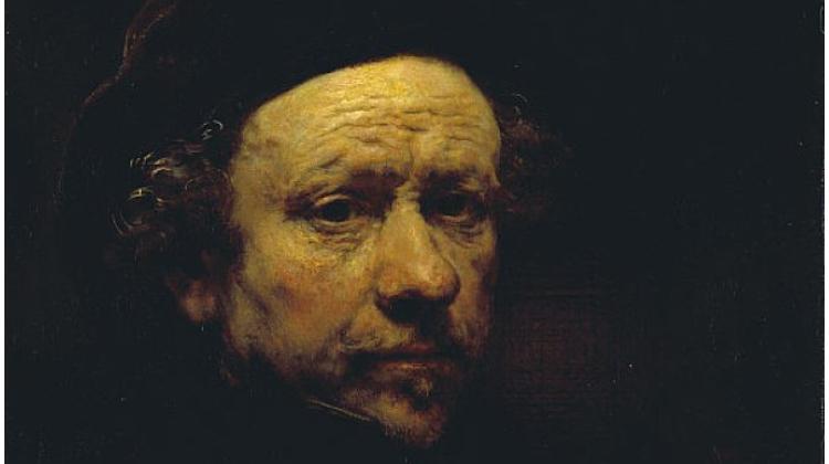 Rembrandt la pintura sublime de una vida trágica