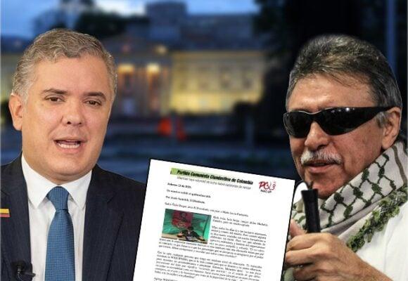 Santrich le responde al presidente Duque con clase de latín