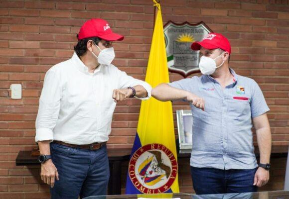Sucre se la ganó a grandes como Antioquia y Valle con su plan de vacunación