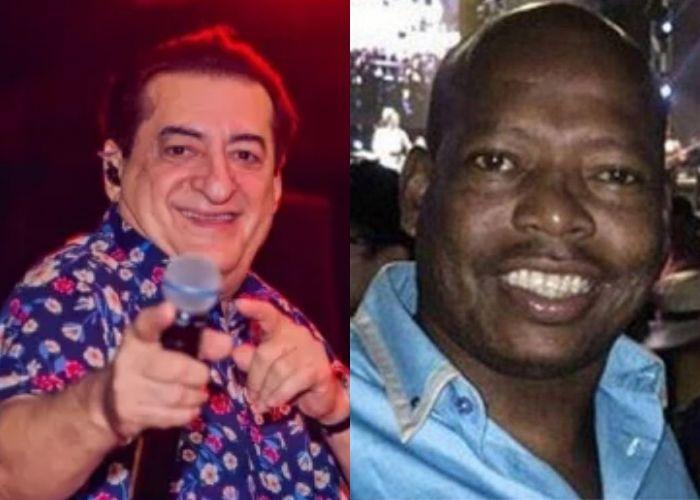 El Tino Asprilla recuerda sus parrandas con Jorge Oñate