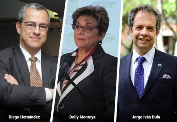 Se calienta la competencia por la rectoría de la U. Nacional
