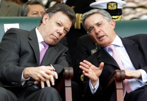 Por 6.402 razones Uribe y Santos a la JEP
