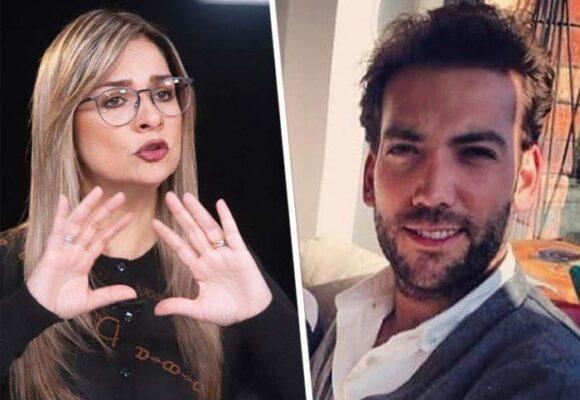 ¿Por qué Vicky Dávila y Martin Santos dejaron de ser mejores amigos?
