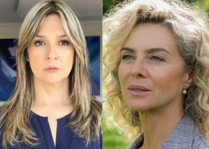 Rifirrafe entre Margarita Rosa de Francisco y Vicky Dávila
