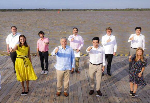 Navegabilidad del río Magdalena, un sueño que se hace realidad con el BID