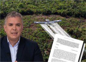 Enfrentamiento entre relatores de la ONU y el gobierno de Duque por el glifosato