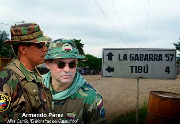 El paramilitar Camilo, el carnicero del Catatumbo y sus secretos de guerra