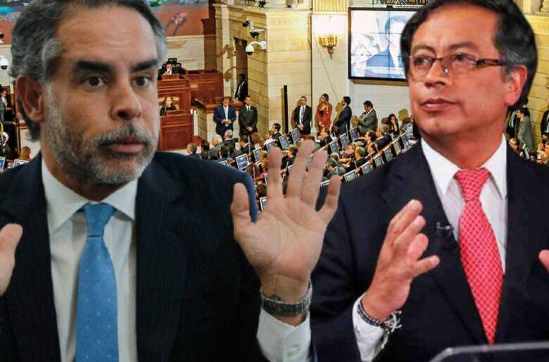 ¿Benedetti se autoproclama fórmula vicepresidencial de Petro?