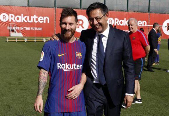 Detenido expresidente del Barcelona Josep Maria Bartomeu