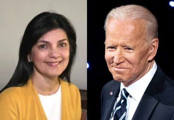 Una colombiana se le adelantó a Duque y logró conversación con Biden
