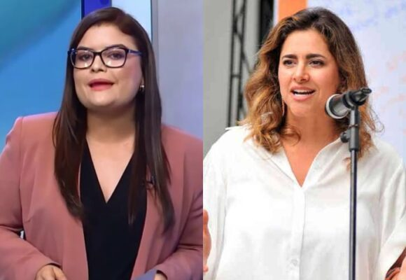 """""""No es Fake News"""" periodista de Noticias Uno afirma que autobiografía de Primera Dama es verdad"""