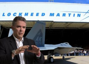 El poder de EEUU se siente en el mega negocio de los F-16