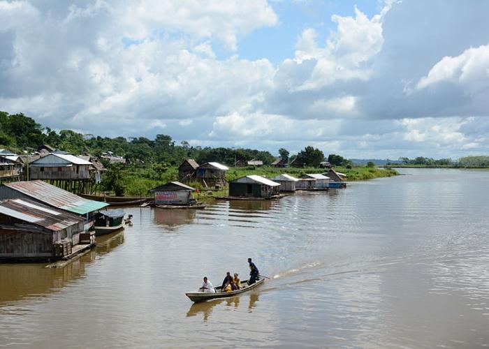 El BID invierte $20 millones de dólares a la protección del Amazonas