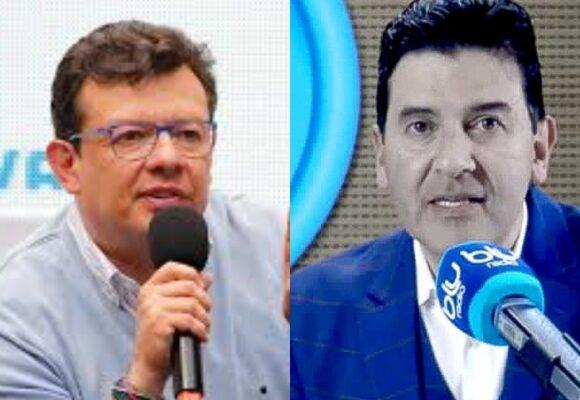 Trapeada de Hollman Morris a Néstor Morales