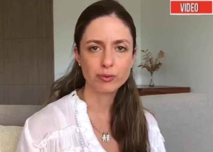 VIDEO: Las suplicas de una madre por volver a ver a sus hijos después de 3 años