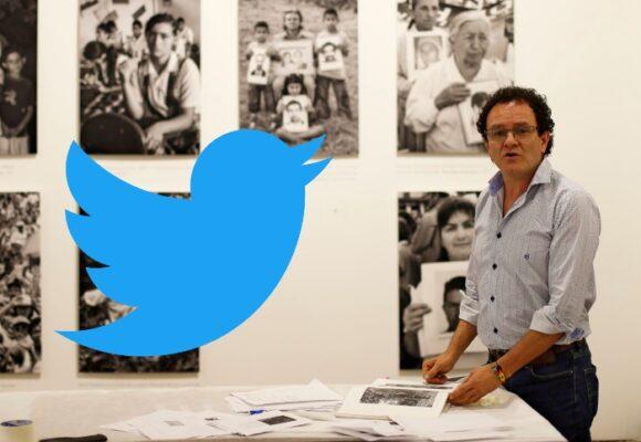La censura de Twitter al gran fotógrafo Chucho Abad