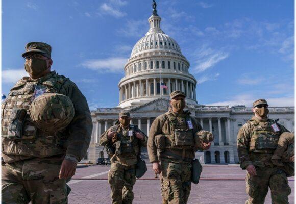 Policía de EE.UU. alerta posible complot contra el Capitolio el 4 de marzo