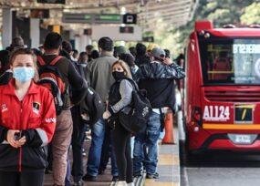 12.464 casos nuevos y 247 fallecidos más por Covid en Colombia