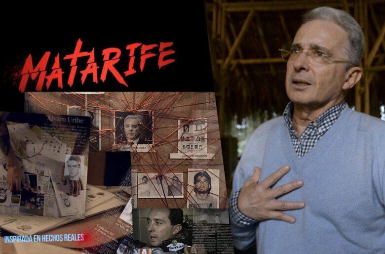 El India Catalina para Matarife: dura cachetada para Uribe