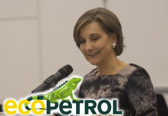Ex ministra Cecilia María Vélez llegó a la Junta Directiva de Ecopetrol