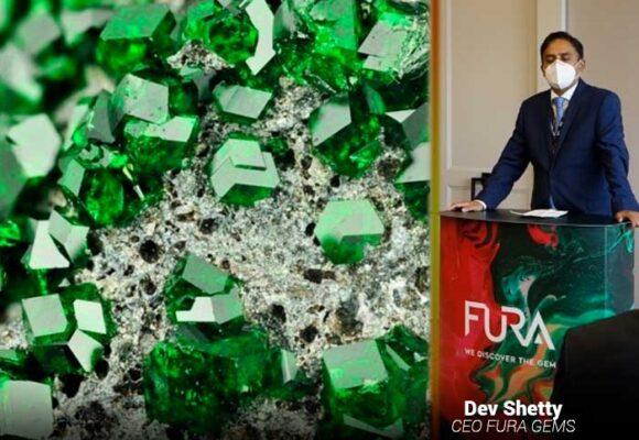 La toma de las esmeraldas de Coscuez por los árabes de Dubái