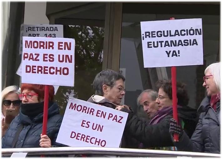 España legaliza la eutanasia voluntaria en casos de enfermedades graves o incurables