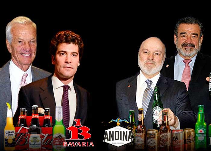 Santo Domingo y Ardila: vuelve la guerra por la cerveza en Colombia