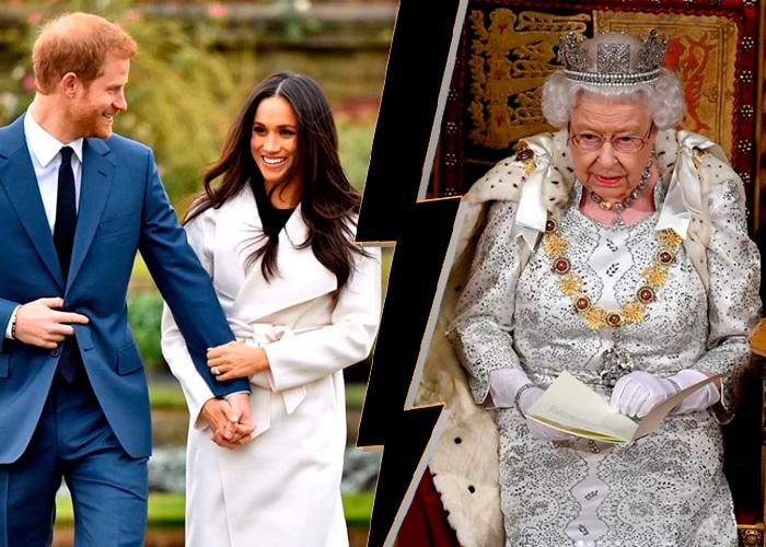 El desprecio de la reina Isabel por Megan ¿será la nueva temporada de The Crown?