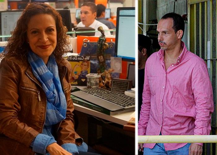 Cuando Yezid Arteta conoció a Jineth Bedoya como reportera en la cárcel Modelo