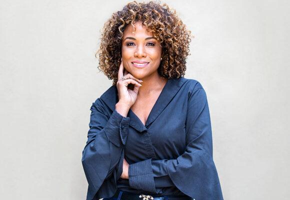 Mabel Lara, la única presentadora de tv preocupada por los muertos de Cali