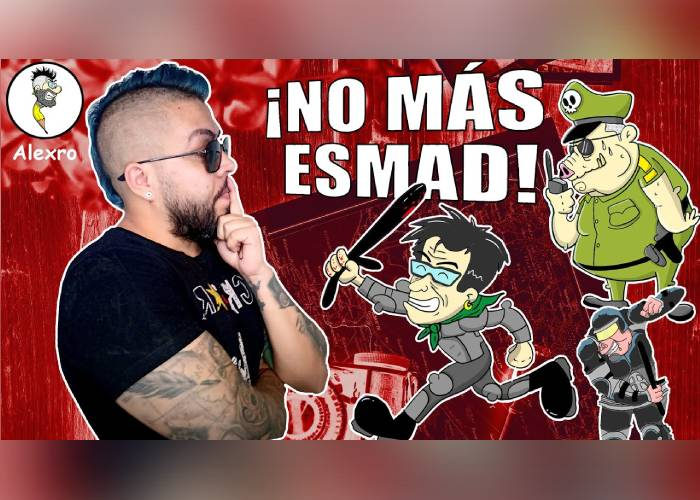 VIDEO: ¡No más Esmad!