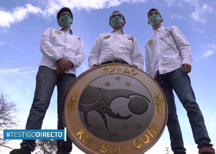 Kmushicoin, la criptomoneda hecha en Boyacá