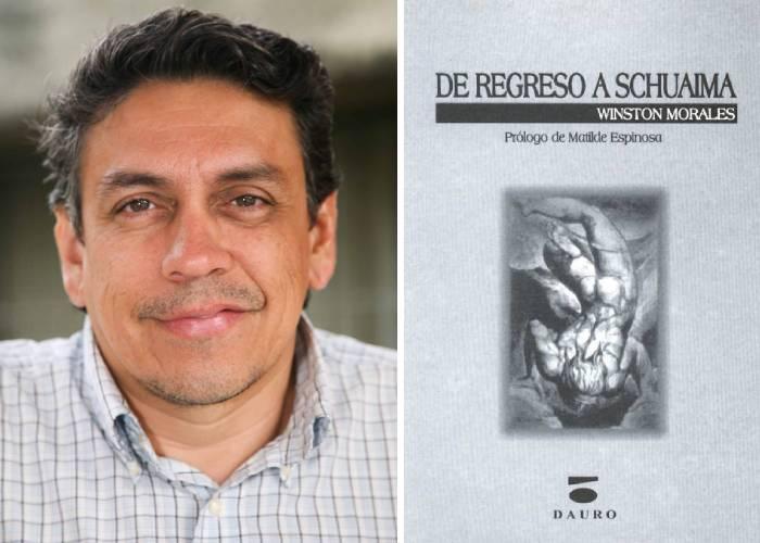 Winston Morales y 'De regreso a Schuaima'