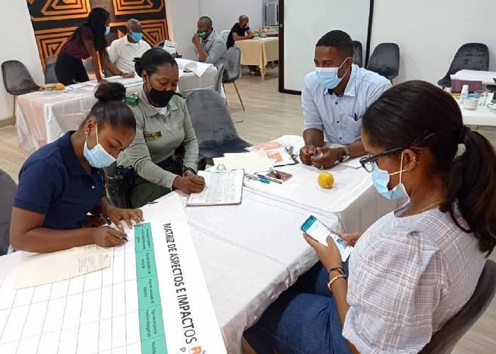 Los comités para la sostenibilidad en cinco municipios de la Región Pacífico