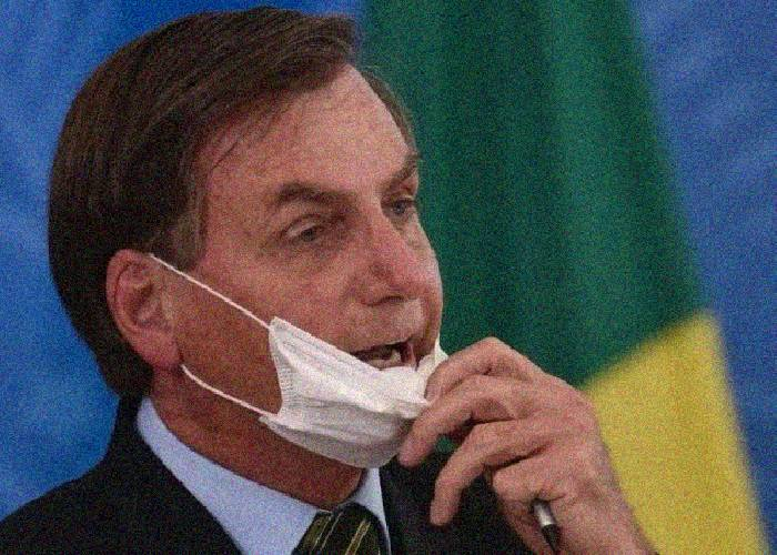 Brasil amenaza al mundo