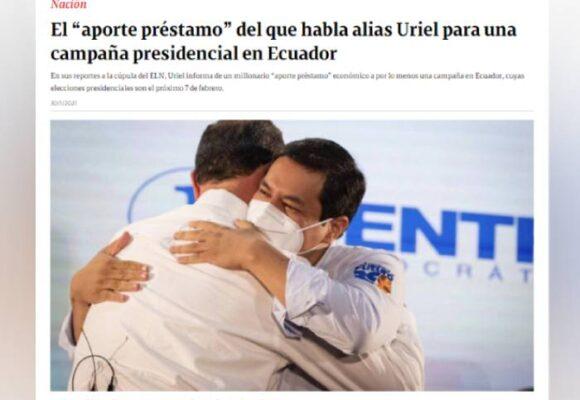 La opereta transnacional de Semana y el fiscal en Ecuador