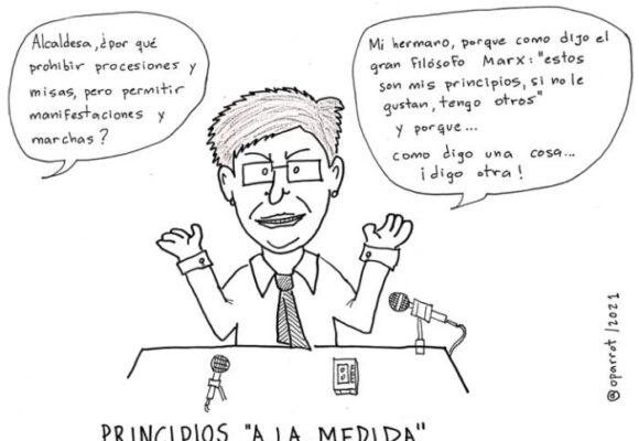 Caricatura: Principios a la medida