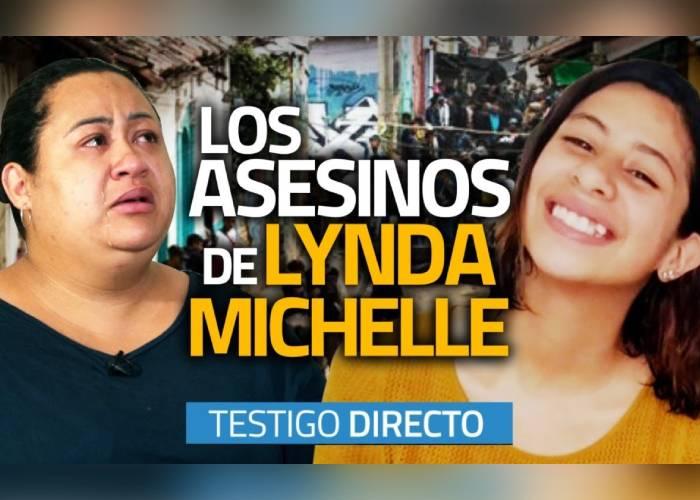 La mamá de Michelle Amaya, la joven asesinada en el San Bernardo, rompe su silencio