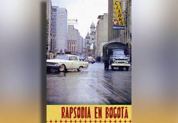 'Rapsodia en Bogotá': cuando el cine colombiano se adelantó a Hollywood