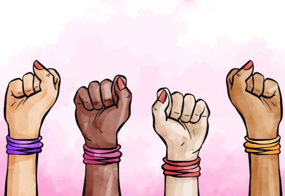 ¡Feminismo comunitario!