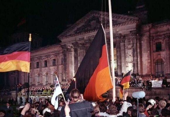 ¿Solucionó la reunificación de Alemania las disparidades entre las regiones oeste y este?