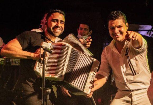 Elder Dayan y Lucas Dangond, la unión que le hace bien al vallenato