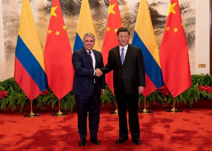 Colombia y China, ¿cómo están sus relaciones?
