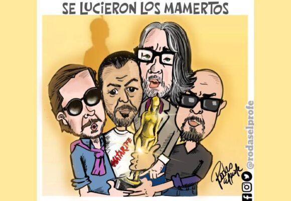 Caricatura: Ganaron los mamertos más queridos de Colombia