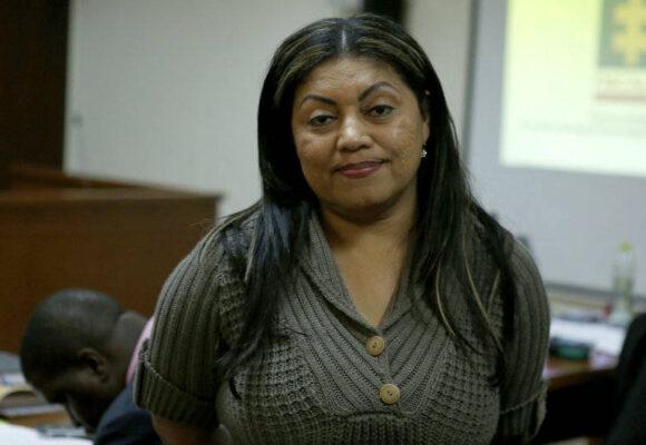 Oneida Pinto queda libre por vencimiento de términos