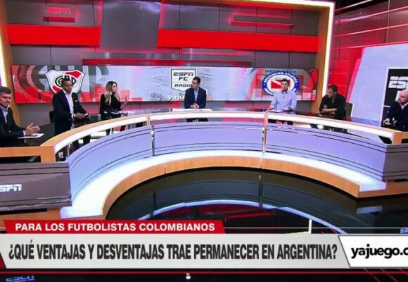 El terrible accidente que sufrió en vivo periodista de ESPN