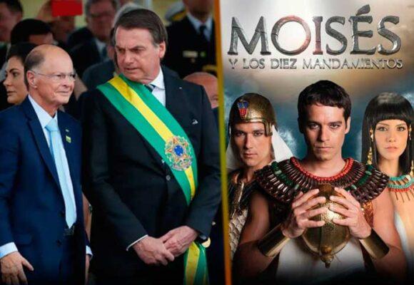 El pastor brasilero que se tomó con sus series religiosas la TV en América Latina