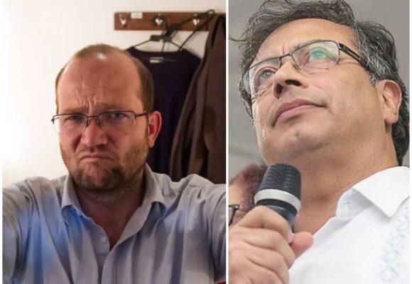 Daniel Samper Ospina se queja de matoneo de seguidores de Petro