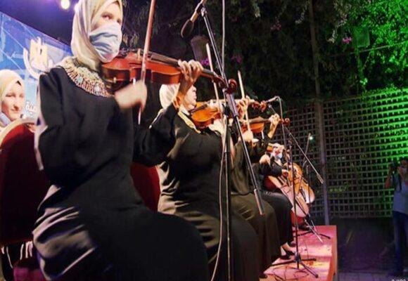 En video: la orquesta de mujeres ciegas cumple 50 años