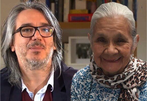 Doña anciana, el gran amor de Martin de Francisco